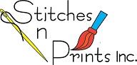 Stitches N Prints Inc Logo
